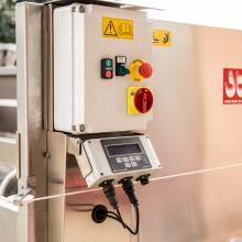 Electronic weighing for Hoppers